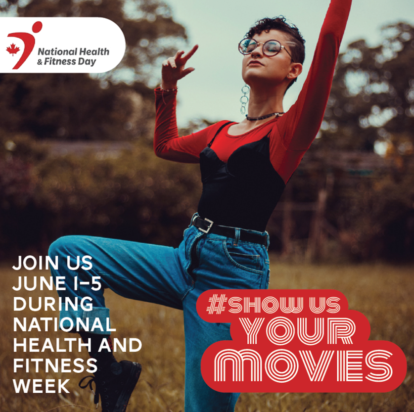 National Health and Fitness Week